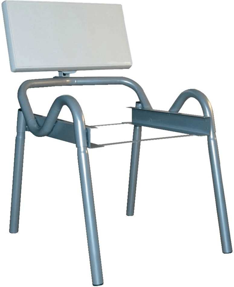 A.S. SAT Sat-Chair mit Flachantenne