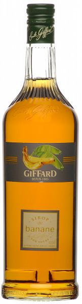 Giffard Bananen Sirup 1l