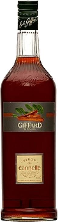 Giffard Zimt Sirup 1,0l