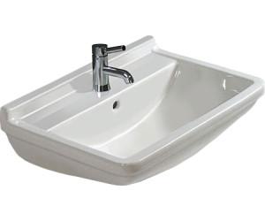 Duravit Starck 3 Waschtisch 60 X 45 Cm 030060 30 Ab 80 46