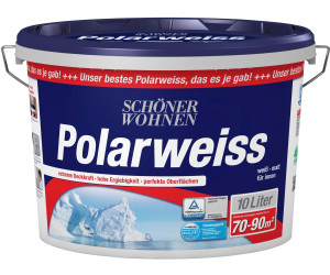 Schöner Wohnen Polarweiss 11 L Ab 4495 Preisvergleich Bei Idealode