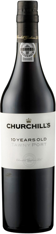 Churchill's 10 Years Old Tawny 0,75l
