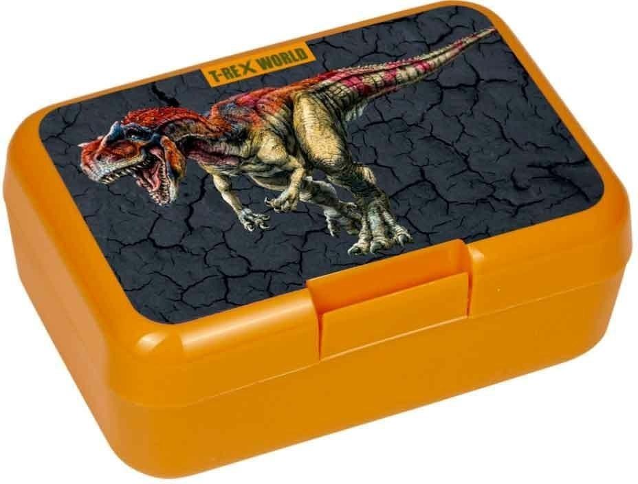 Die Spiegelburg Brotdose T-Rex World