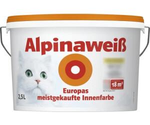 Alpina Farben Alpinaweiß ab 9,79 € | Preisvergleich bei idealo.de
