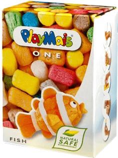 PlayMais One fish