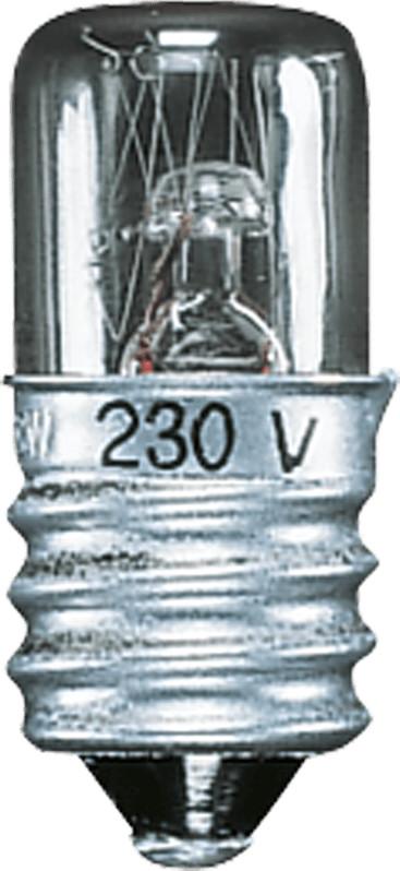 Jung Glühlampe für Lichtsignal E14-3W