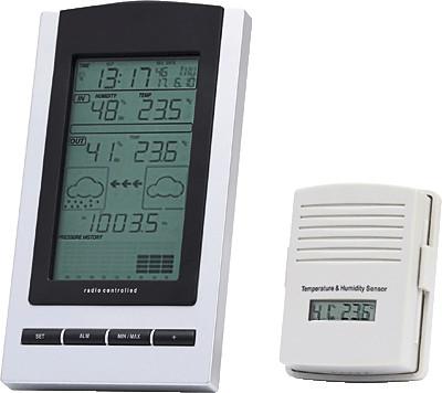 Unilux elektronische Wetterstation CUBA