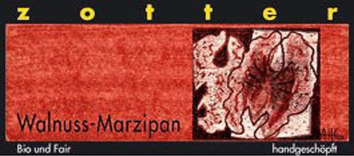 Zotter Walnuss-Marzipan (70 g)