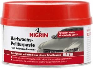 Nigrin Hartwachs-Politurpaste (250ml)