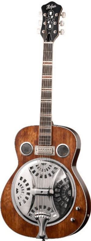 Höfner HCT-RG Spider Resonator