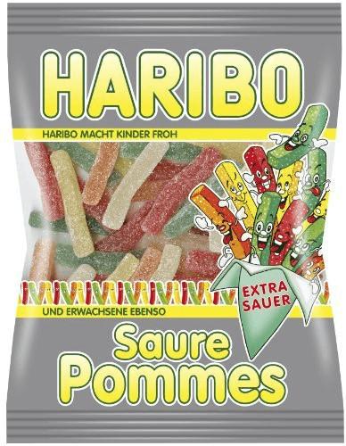Haribo Saure Pommes (100 g)