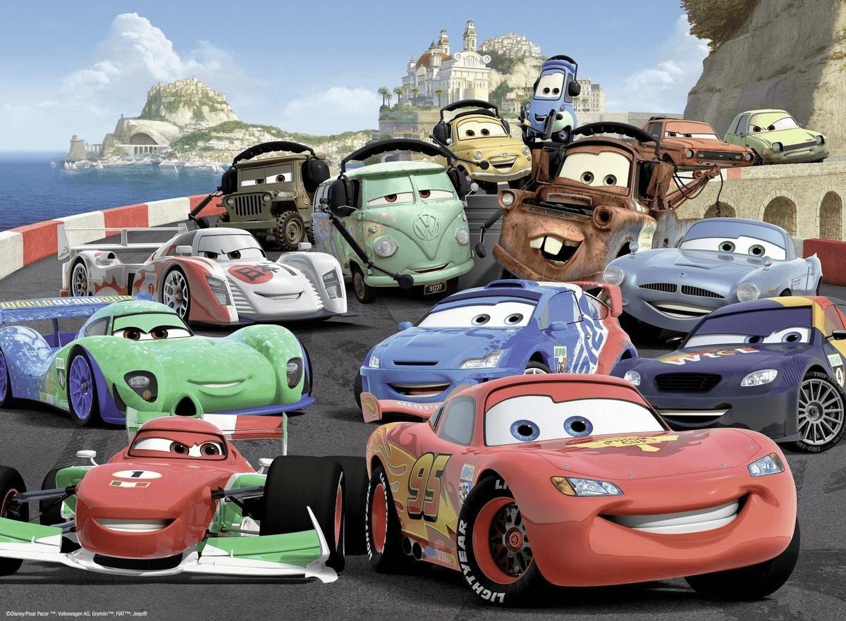 Ravensburger Disney Cars 2 - Brisantes Rennen (...