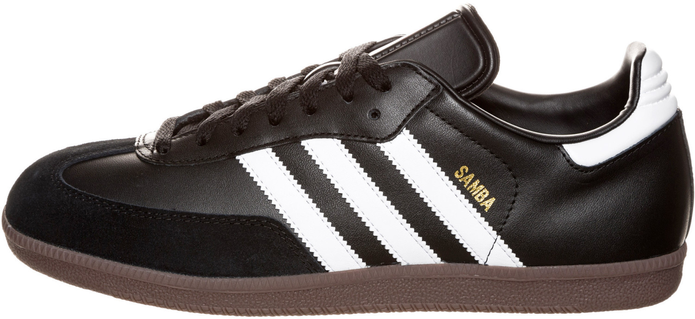 Adidas Samba black/white/gum