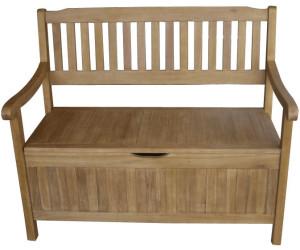 garden pleasure bank houston mit staufach ge lt 985040 ab 98 75 preisvergleich bei. Black Bedroom Furniture Sets. Home Design Ideas