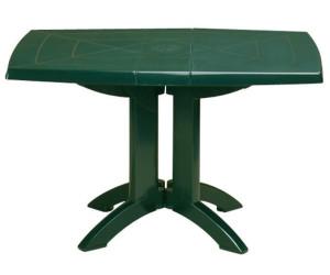 Grosfillex Table pliante Vega (118 x 77 cm) au meilleur prix ...