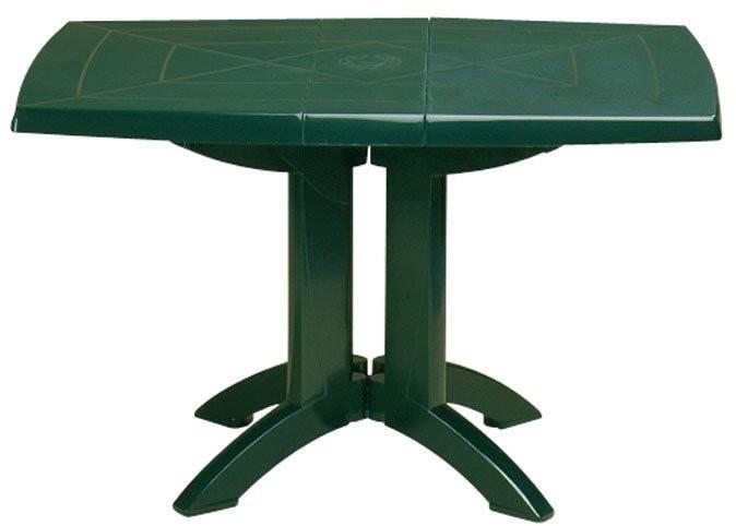 Grosfillex Table pliante Vega (118 x 77 cm) au meilleur prix sur ...