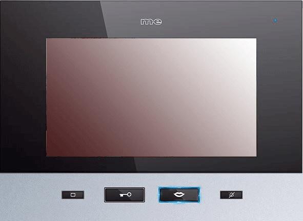 M-E Trading Video-Innenstation Vistadoor VDV 507
