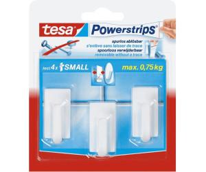 Tesa Powerstrips Small Classic Weiß 3 Haken 4 Strips Ab 319