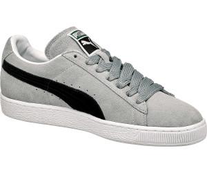 puma suede schwarz grau