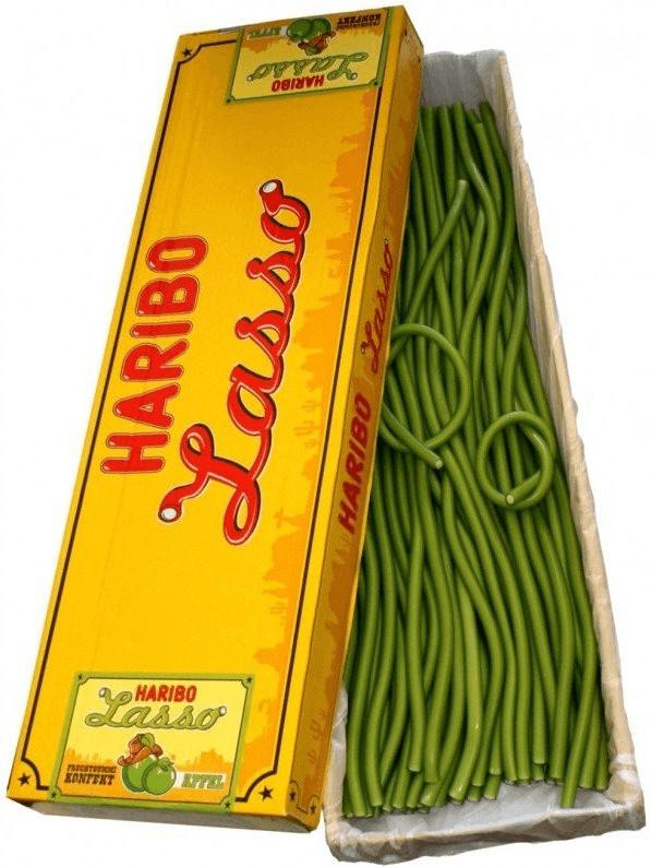 Haribo Lasso Apfel (50 St.)