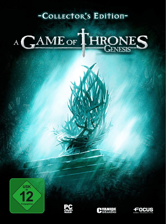 A Game of Thrones: Genesis - Collector´s Editio...