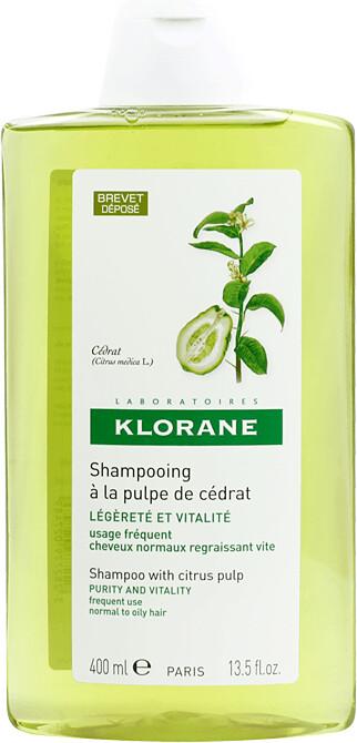Klorane Shampoo Zitrone / Citron (200ml)