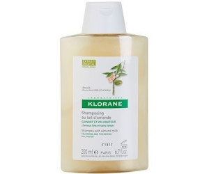 Klorane Klorane Shampoo Latte Mandorla per capelli sottili 200m a ... d5a10c423de2
