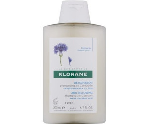 Buy Klorane Silver Highlights Shampoo With Cornflower For Grey Or