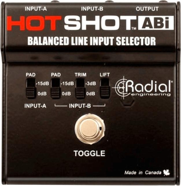 Radial Hot Shot ABi