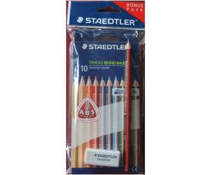 Staedtler Bonus Pack Tricki Dicki Farbstifte Bleistift Radiergummi
