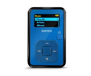 sandisk sansa clip+ 8gb mp3 player user manual