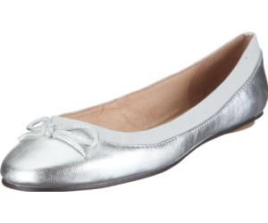 Buffalo 207-3562 leather shiny silver