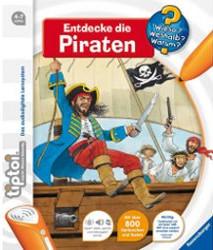Ravensburger tiptoi - Entdecke die Piraten