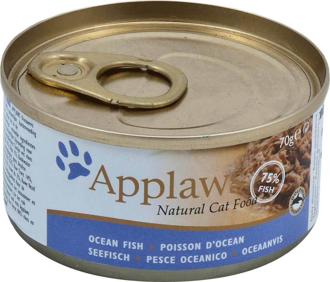 Applaws Tin Ocean fish (70 g)