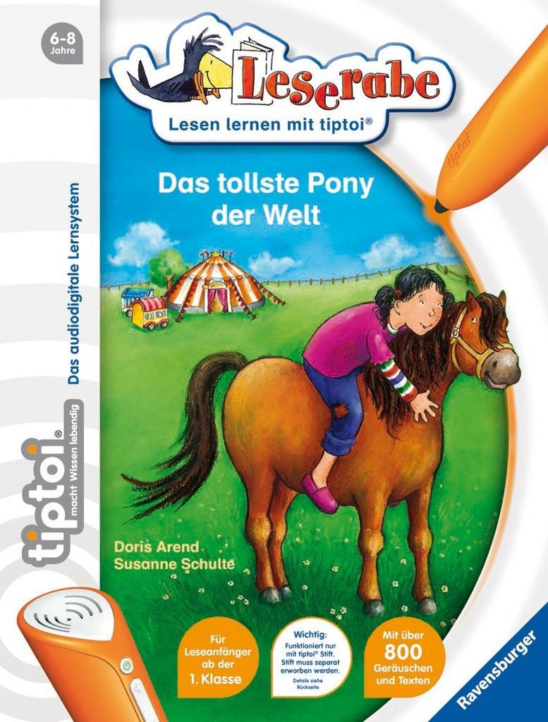 Ravensburger tiptoi: Das tollste Pony der Welt