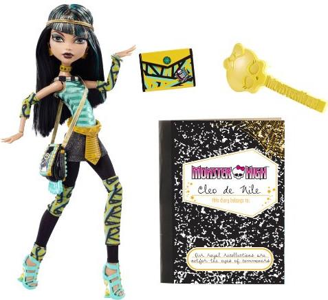 Mattel Monster High Cleo de Nile (V7991)
