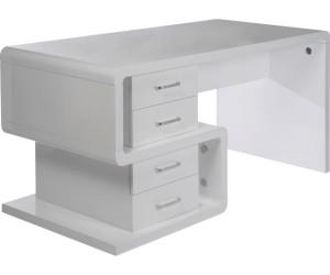 KARE White Club Snake Schreibtisch