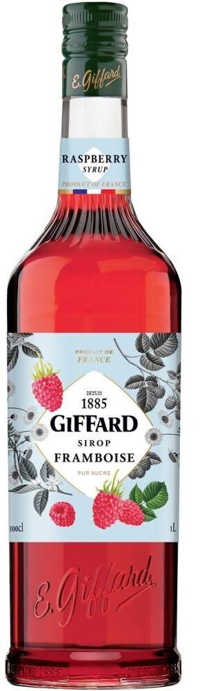 Giffard Himbeer Sirup 1l