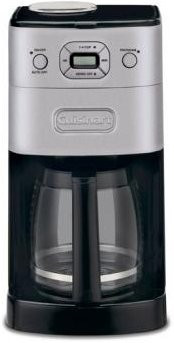 Image of Cuisinart Grind & Brew Automatic Glass Carafe