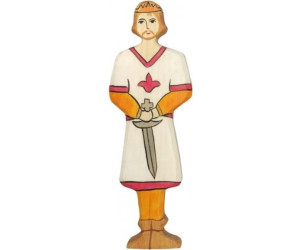 Holztiger Prinz
