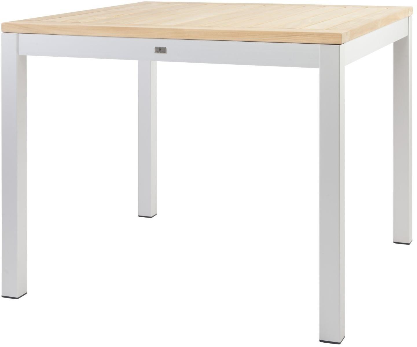 Jan Kurtz Quadrat Tisch 90 x 90 cm (Teak)