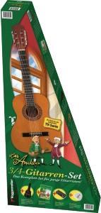 Voggenreiter Little Amadeus Gitarren-Set 3/4