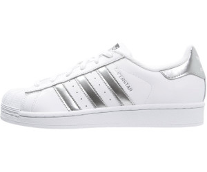 adidas superstar damen silber metallic