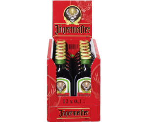 Jägermeister 12 x 0,1l 35%