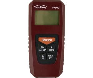 Makita Laser Entfernungsmesser Ld030p Bis 30 M Längen Und Flächenberechnung : Testboy tv 600 ab 120 70 u20ac preisvergleich bei idealo.de