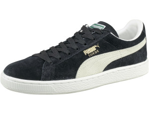 0f390fa507fd Buy Puma Suede Classic black white from £29.67 – Best Deals on ...