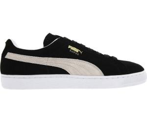 obtenir pas cher 75ff6 8fafe Puma Suede Classic noir/blanc au meilleur prix sur idealo.fr
