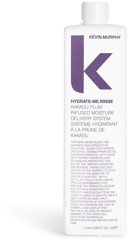 Kevin Murphy Hydrate Me Rinse Kakadu Plum Infused Moisture Delivery System (1000 ml)