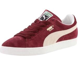 PUMA Suede Classic High Tops Tg. 43 rosso camoscio Sneaker retr