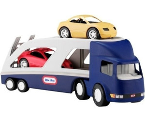 Little Tikes Large Car Carrier With  Cars